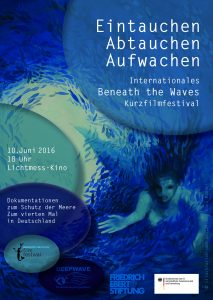 Beneath the Wave Festival DEEPWAVE in Hamburg 2016