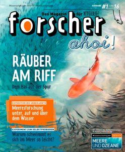 Raüber am Riff - Forscher Ahoi Magazin 1/2016