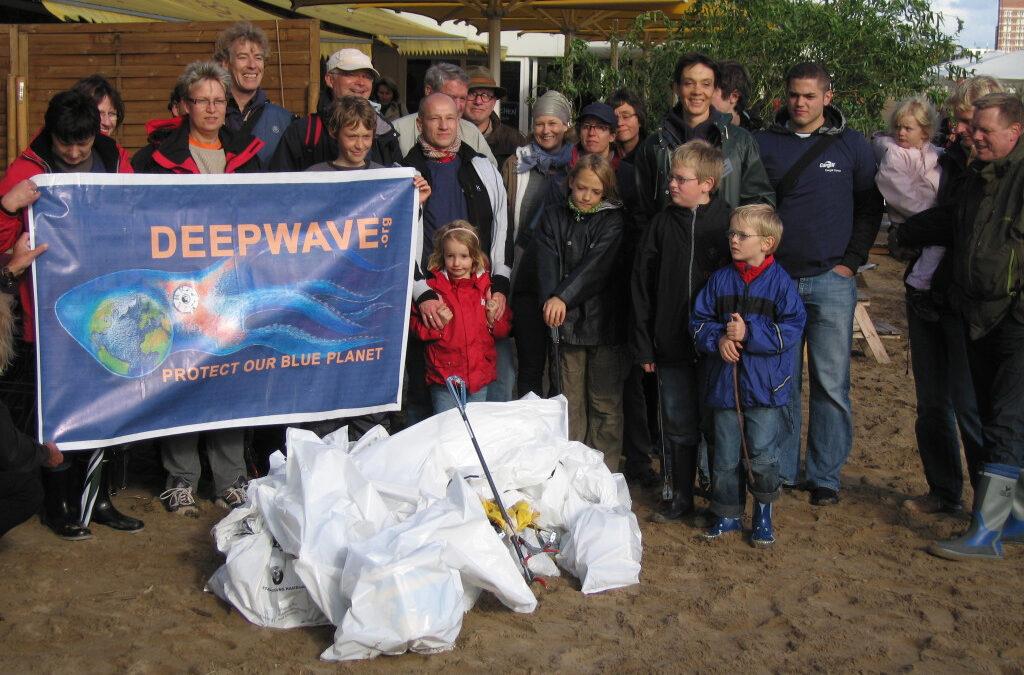 Deepwave_Müllsammeltag