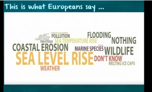 What Europe thinks about Oceans