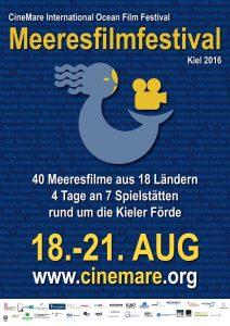Cinemare - 1. Int. Ocean Filmfest Kiel 2016