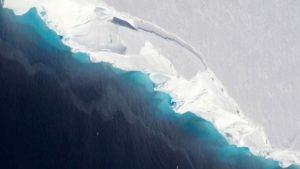 Thwaites Glacier ©NASA/OIB/Jeremy Harbeck