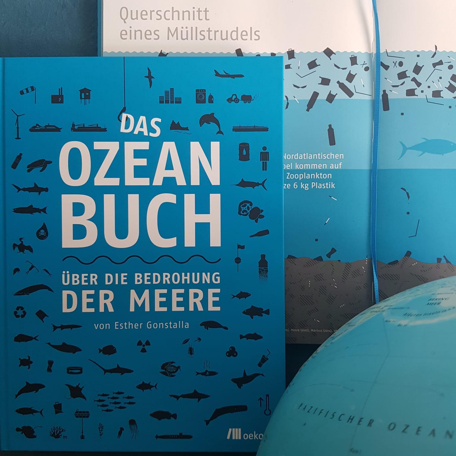 Das Ozeanbuch - Über die Bedrohung der Meere